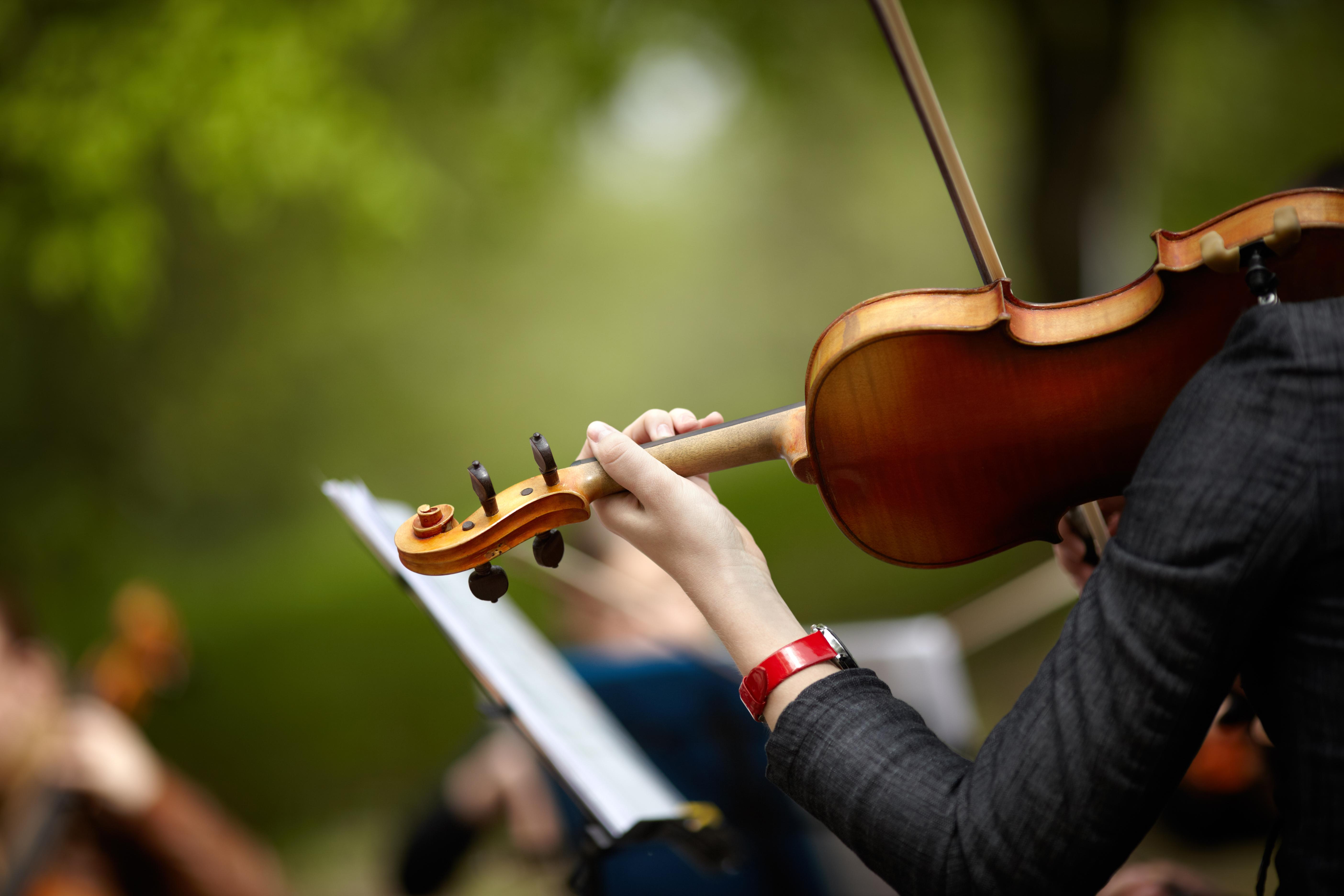 CSU Student Recital Elzbieta Tokarska, violin.