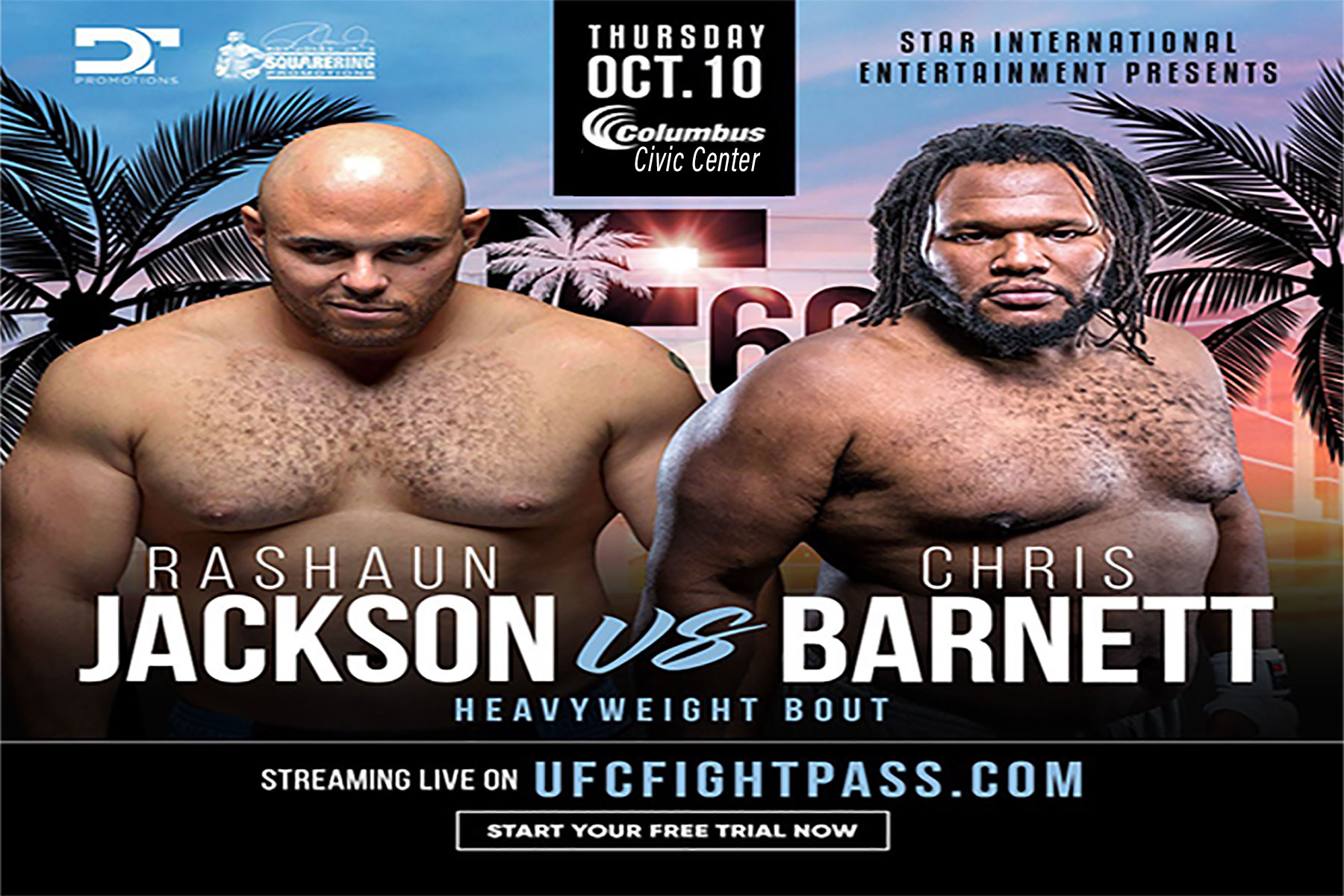 Star International Entertainment Presents Island Fights 60
