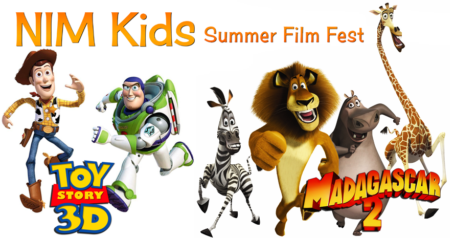 NIM Kids Summer Free Film Fest - Week 1