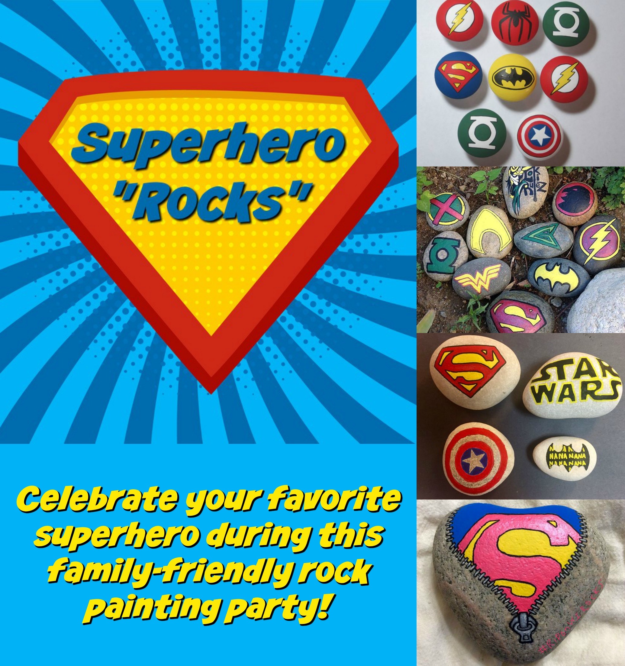 Superhero ROCKS