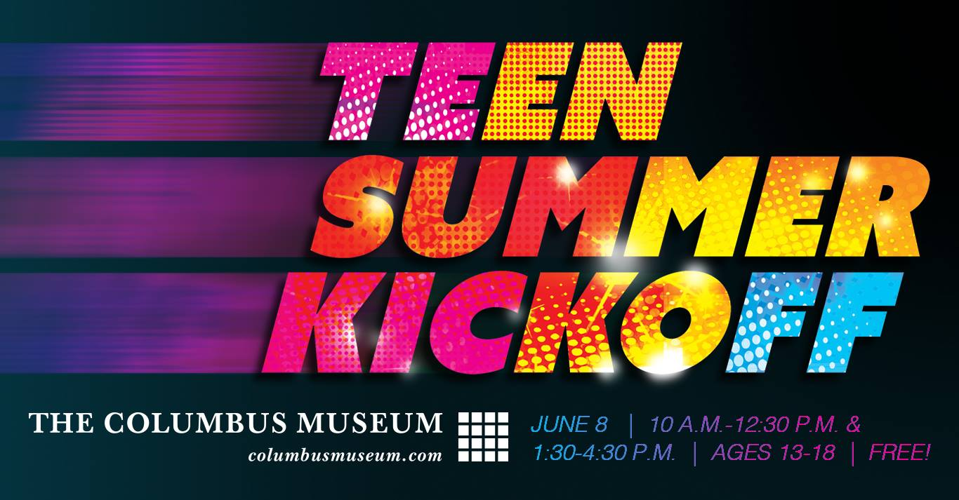 Teen Summer Kickoff