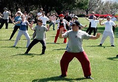 Ongoing Tai Chi for Health, Stress, Balance, and Back Pain