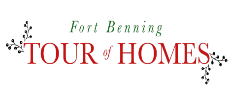 Fort Benning Holiday Tour of Homes