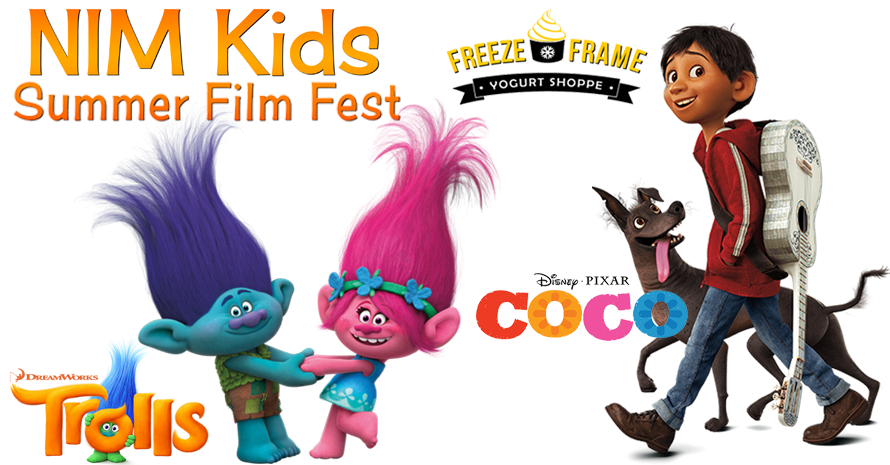 NIM Kids Summer Free Film Fest - Week 6