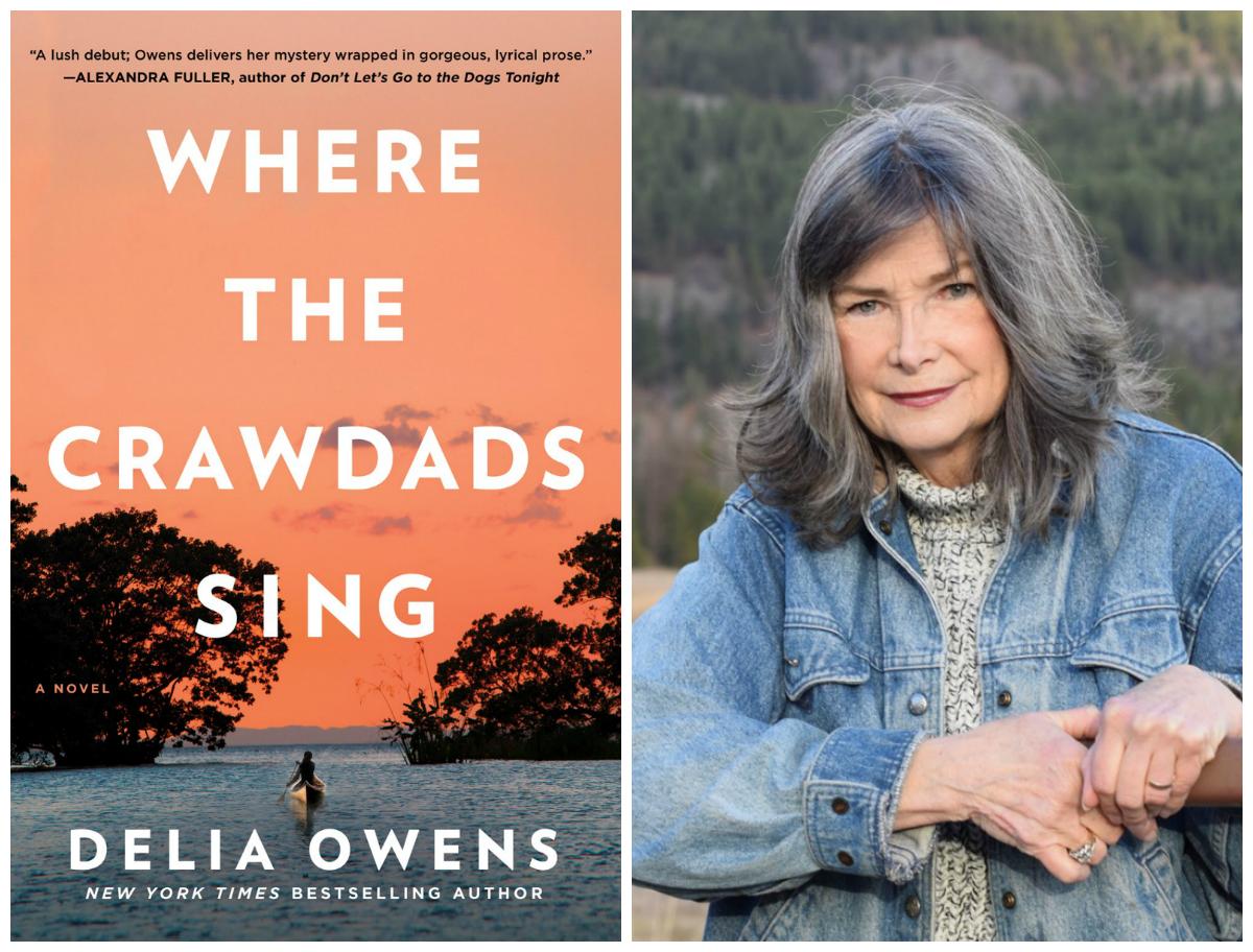 Author Visit: Delia Owens