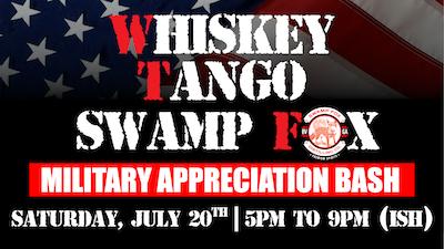 Whiskey Tango SwampFox!