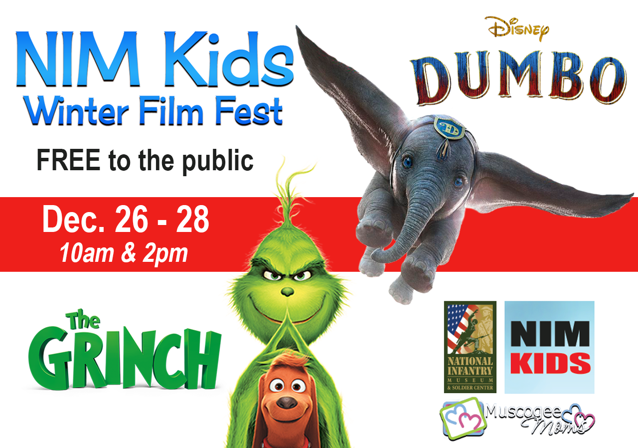 NIM Kids Free Winter Film Fest- Week 1