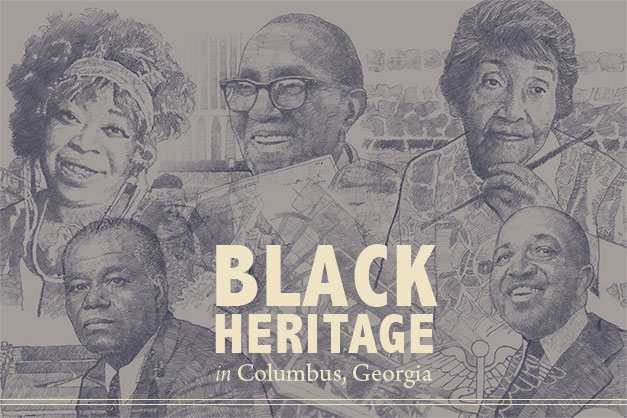 Black Heritage in Columbus, Georgia