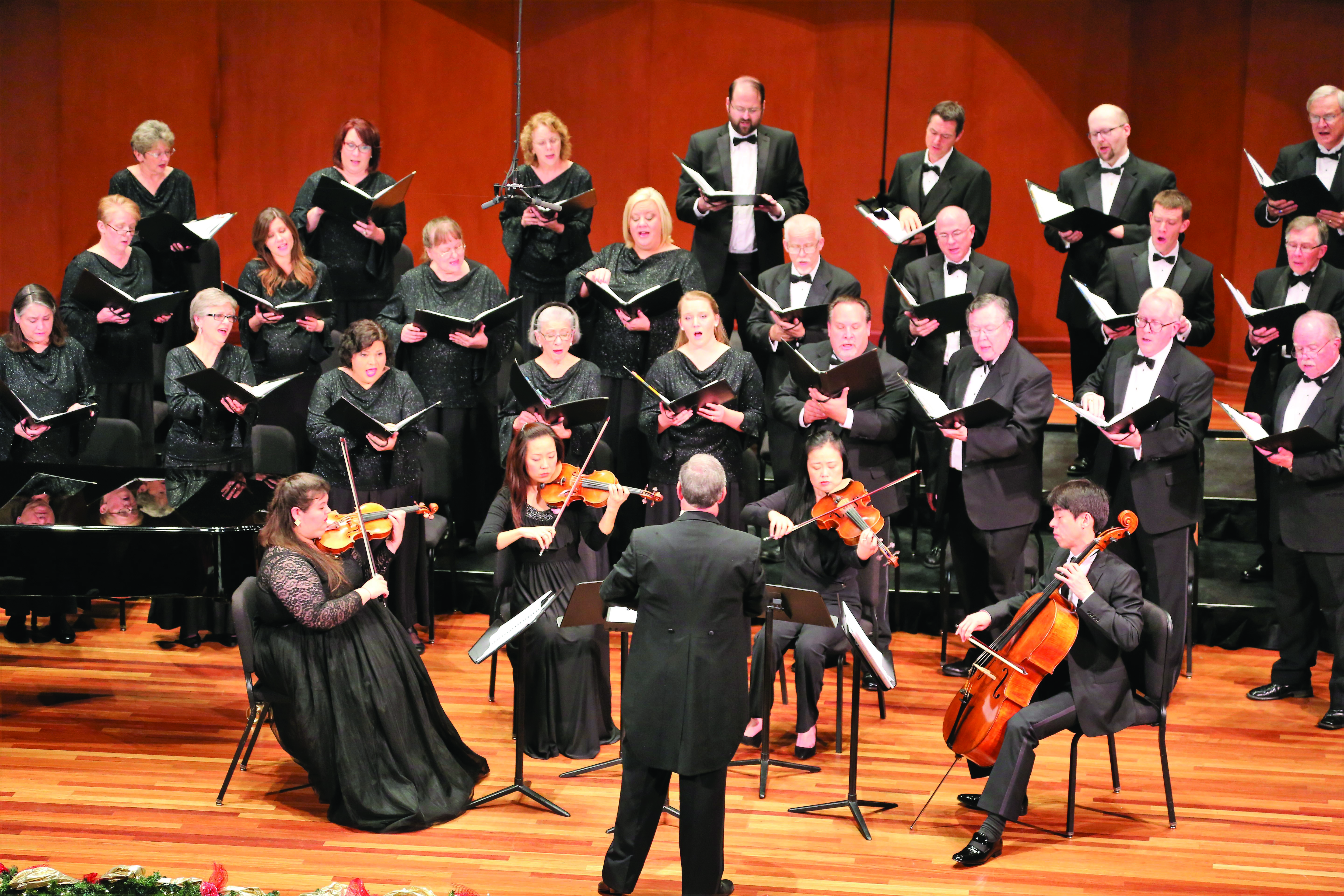 Rivercenter Presents Cantus Columbus In Say It With Music The Songs